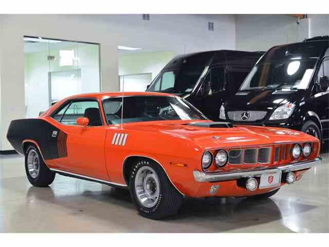 1971 Plymouth Cuda | 1028336