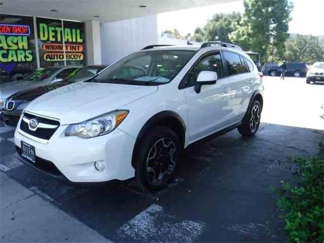 2014 Subaru XV Crosstrek | 1028337