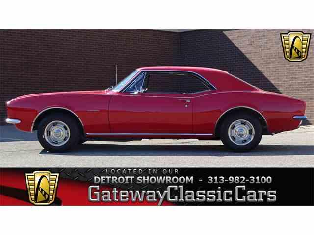 1967 Chevrolet Camaro | 1028339