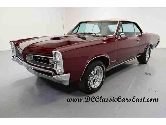 1966 Pontiac GTO | 1020834