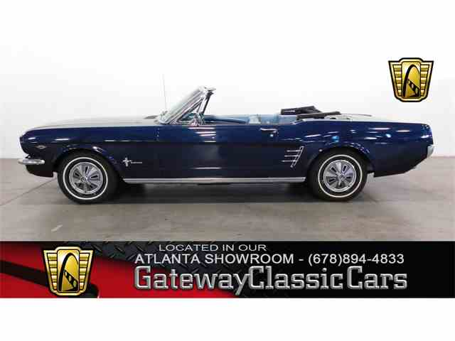 1966 Ford Mustang   1028343