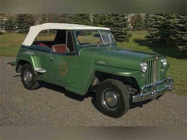 1949 Willys Jeep | 1028345