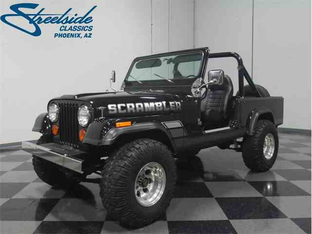 Picture of '83 CJ8 Scrambler - M1HD