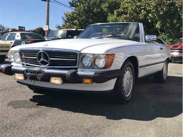 1988 Mercedes-Benz 560SL | 1028354