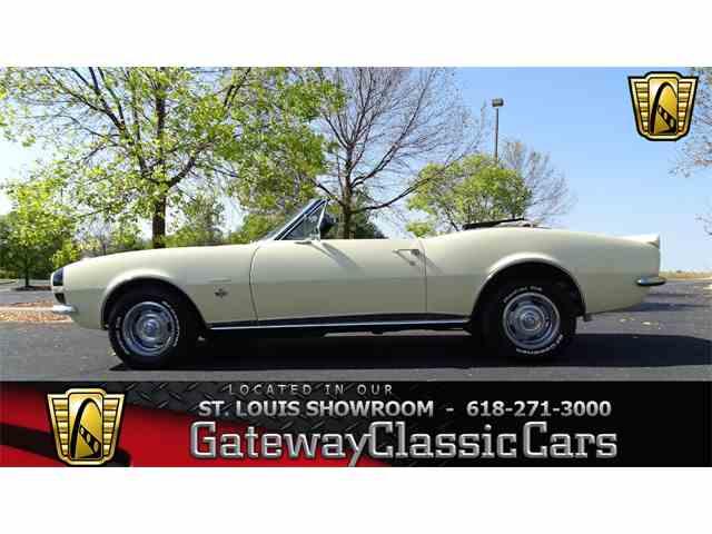 1967 Chevrolet Camaro | 1028358