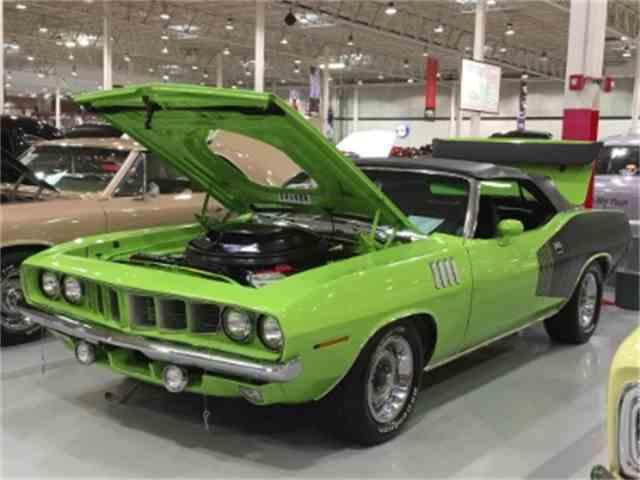 1971 Plymouth Cuda | 1028359