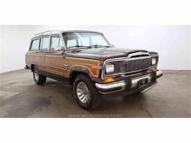 1981 Jeep Wagoneer | 1020837