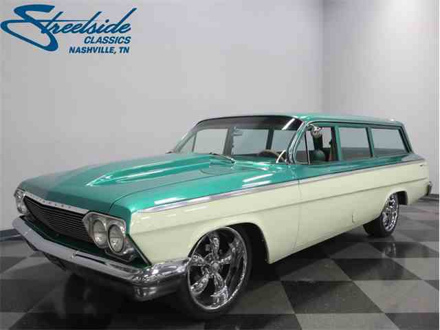 1962 Chevrolet Bel Air Wagon | 1028374