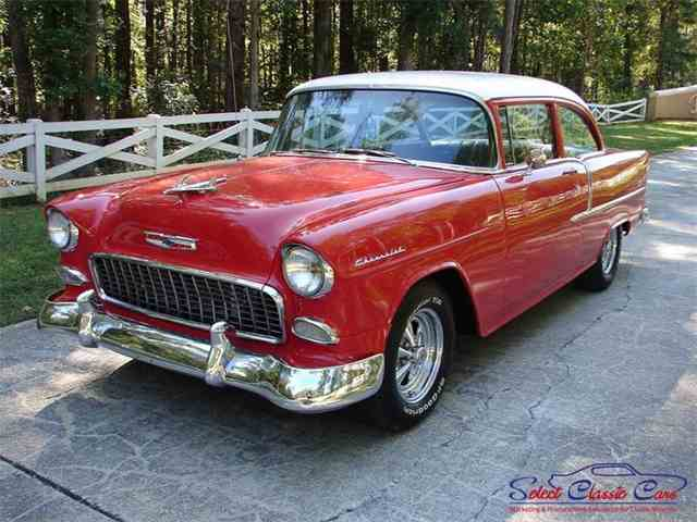 1955 Chevrolet Bel Air | 1028378