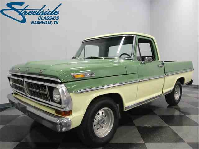 1970 Ford F100 | 1028381