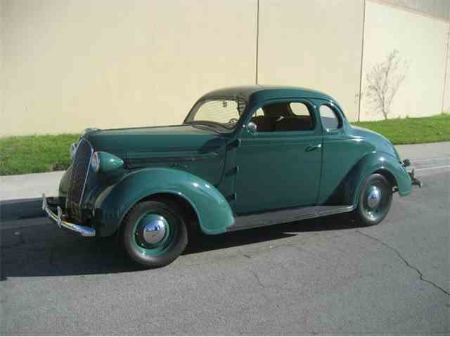 1937 Plymouth Business Coupe | 1028386