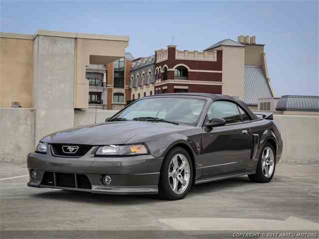 Picture of '03 Ford Mustang GT located in Carmel Indiana - $21,895.00 - M1IE