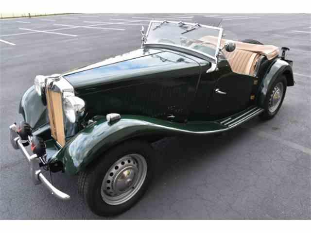 1953 MG TD | 1028414