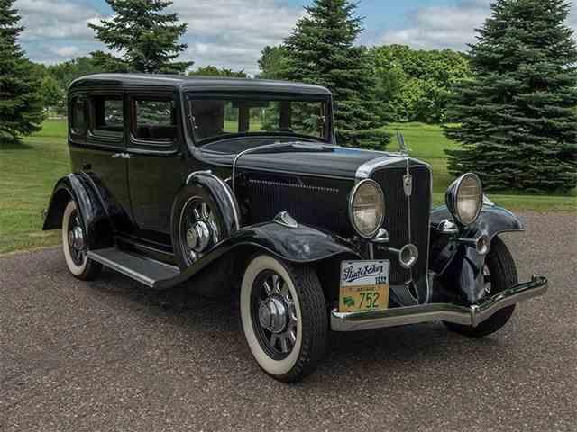 1932 Studebaker Champion   1028426
