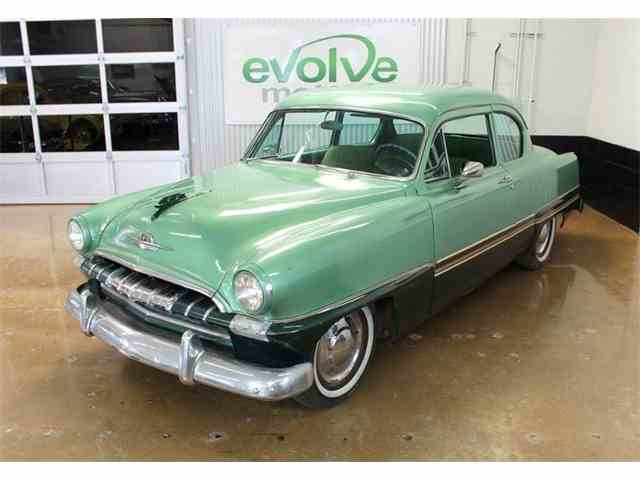 1953 Plymouth Cranbrook | 1028427