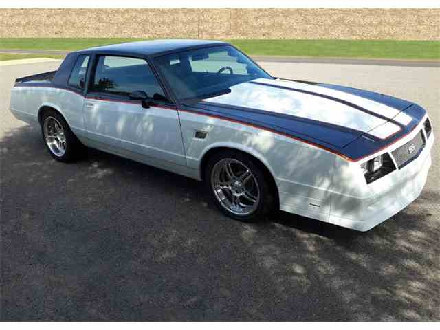 1985 Chevrolet Monte Carlo SS | 1028436