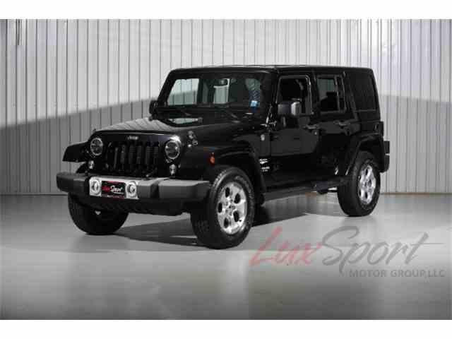 2014 Jeep Wrangler | 1028455