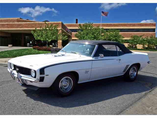 1969 Chevrolet Camaro SS | 1028456
