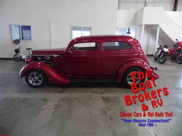 1935 Ford Slantback | 1028503