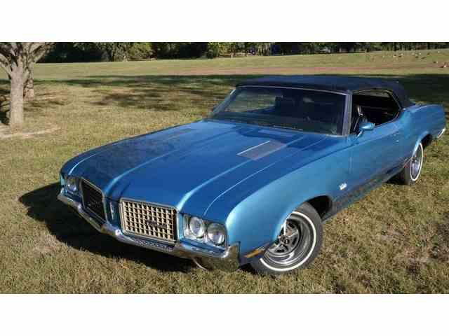 1972 Oldsmobile Cutlass Supreme | 1028504