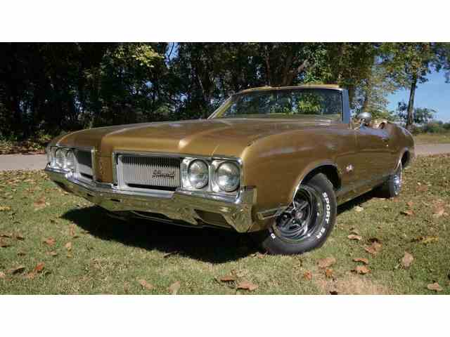 1970 Oldsmobile Cutlass Supreme | 1028507