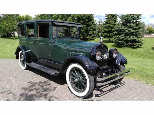 1924 Cadillac Fleetwood | 1028517