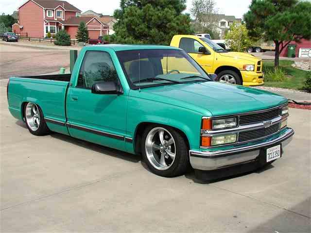 1995 Chevrolet Silverado | 1028531