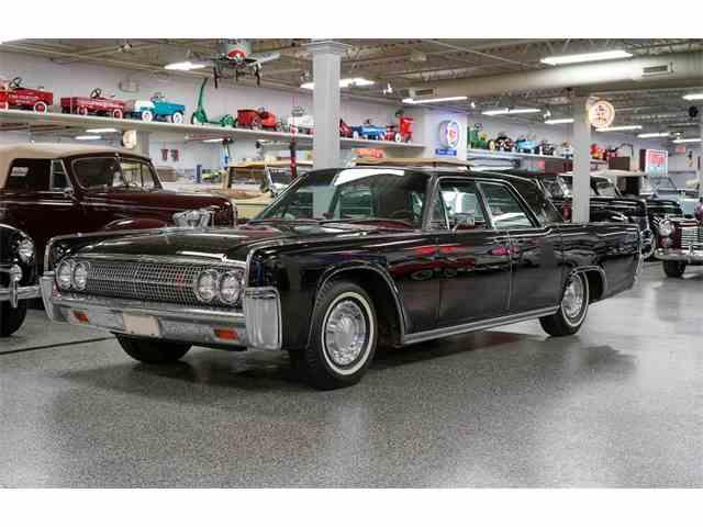 1963 Lincoln Continental | 1028533