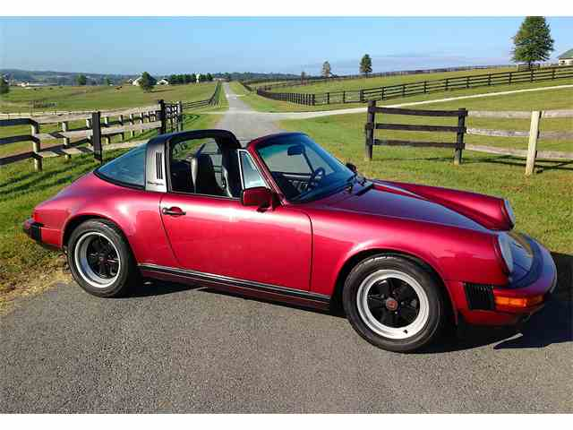 Picture of '89 911 Carrera - M1MH
