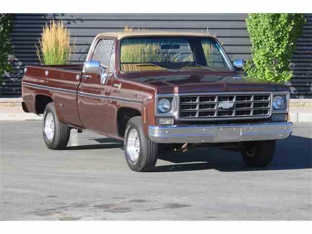 1977 Chevrolet C/K 10 | 1028538