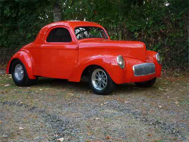 1941 Willys Coupe | 1028545