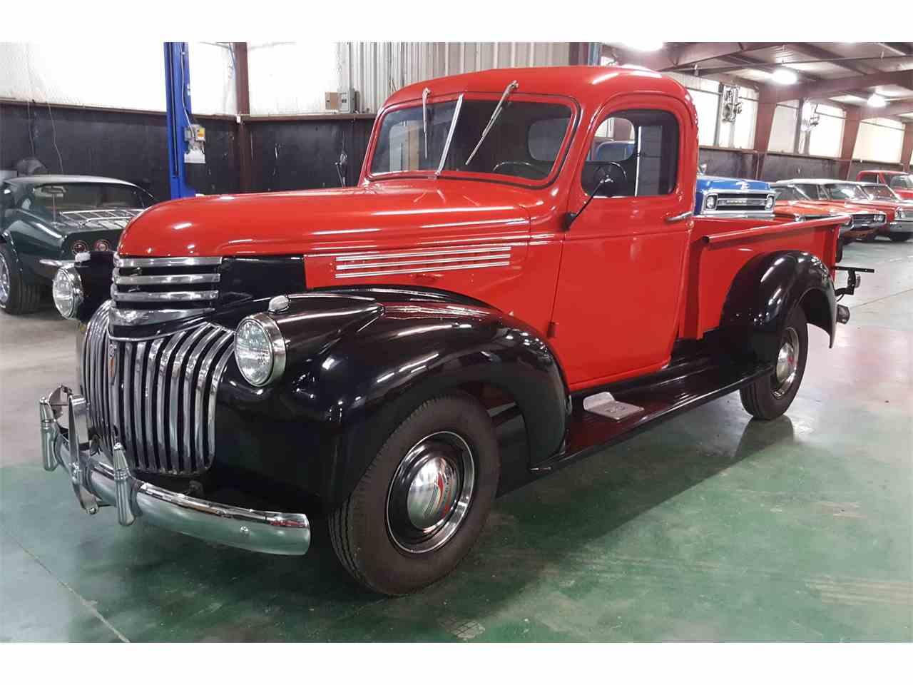 1946 Chevrolet Pickup for Sale | ClassicCars.com | CC-1028549