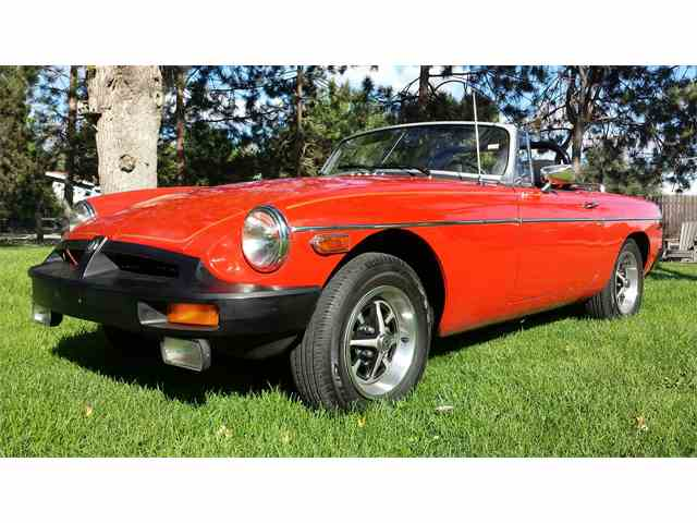 Picture of '79 MGB - M1MW
