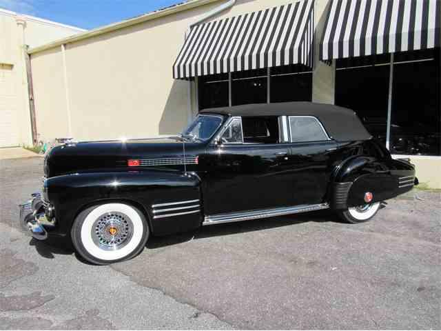 1941 Cadillac Series 62   1028553