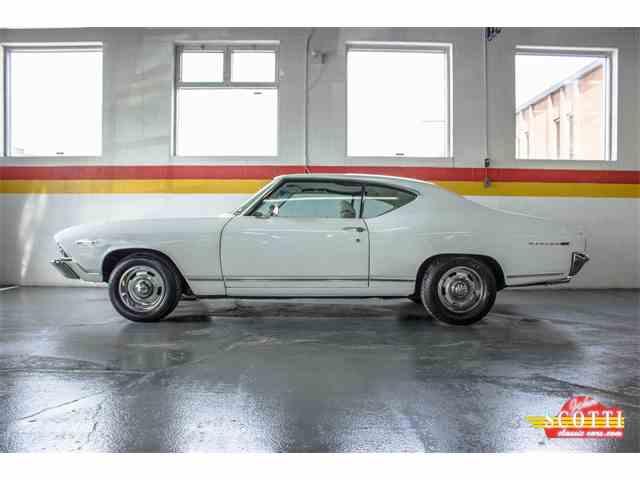 1969 Chevrolet Chevelle Malibu | 1028555