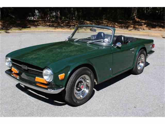 1970 Triumph TR6 | 1028558