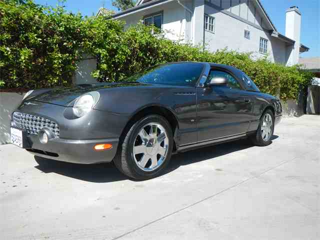 2003 Ford Thunderbird | 1028561