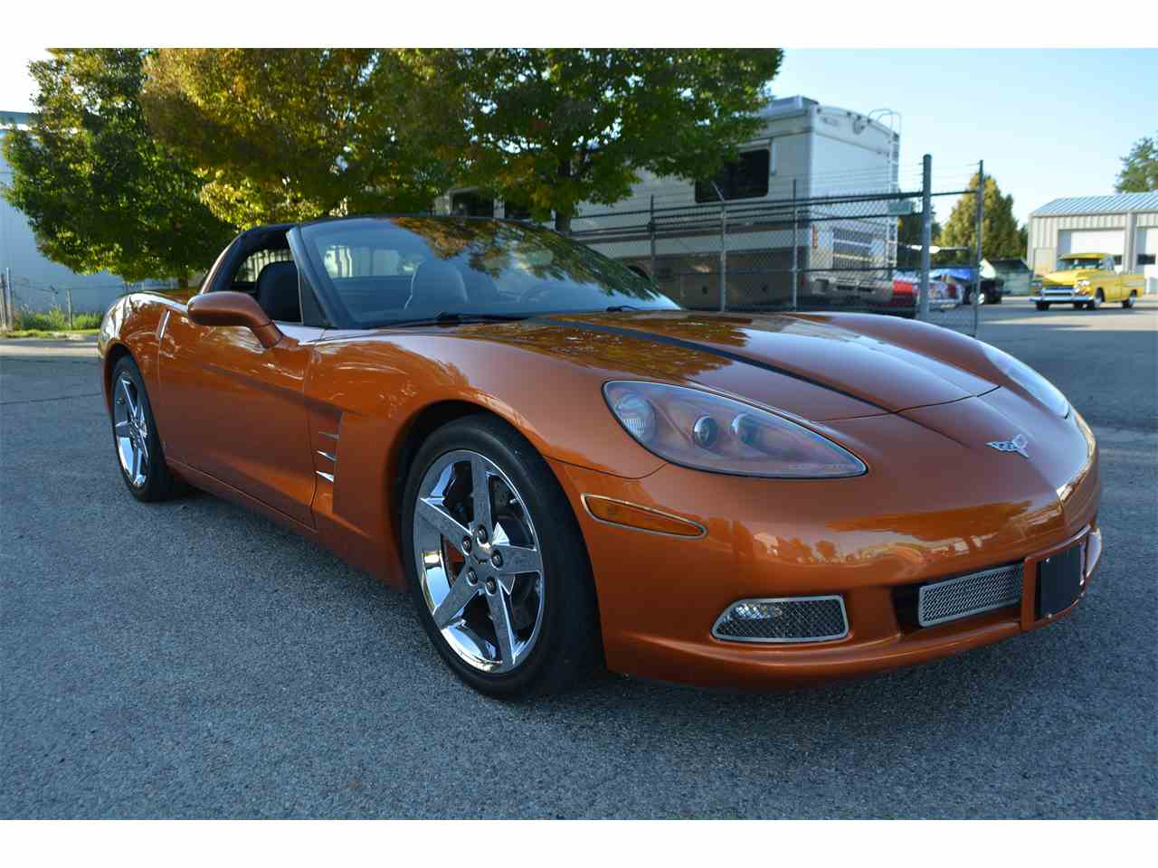 2007 chevrolet corvette for sale cc. Black Bedroom Furniture Sets. Home Design Ideas