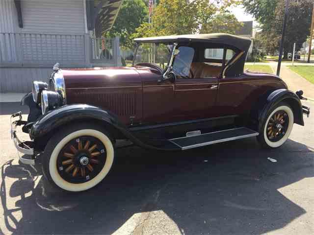 1927 Chrysler Model 70 | 1028568