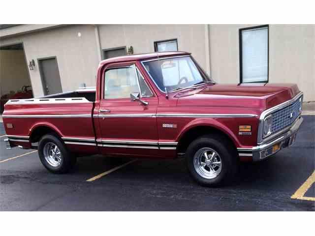 1971 Chevrolet Pickup | 1028569