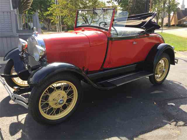 1929 Ford Model A | 1028570