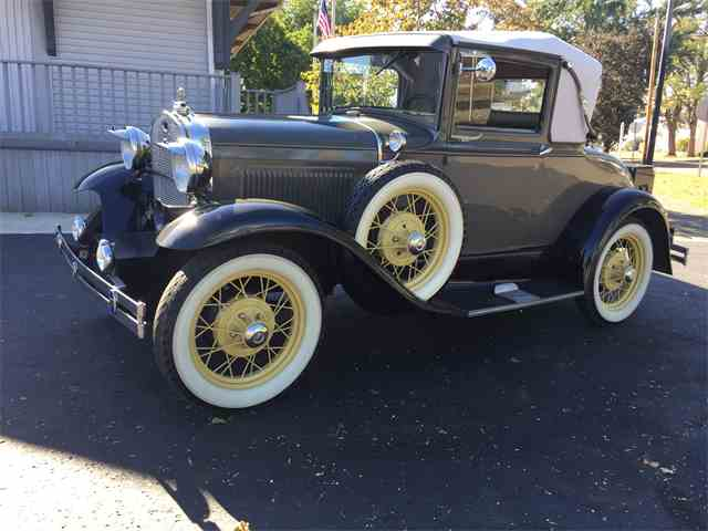 1931 Ford Model A | 1028571