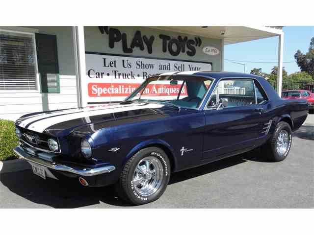 1966 Ford Mustang | 1028577