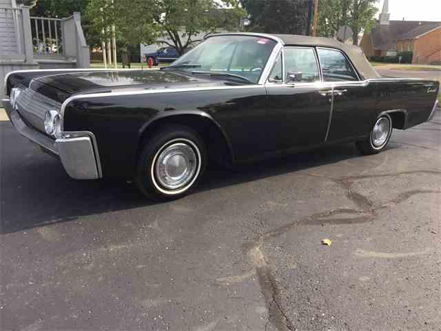 1963 Lincoln Continental | 1028579