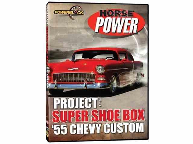 1955 Chevrolet Custom | 1028580