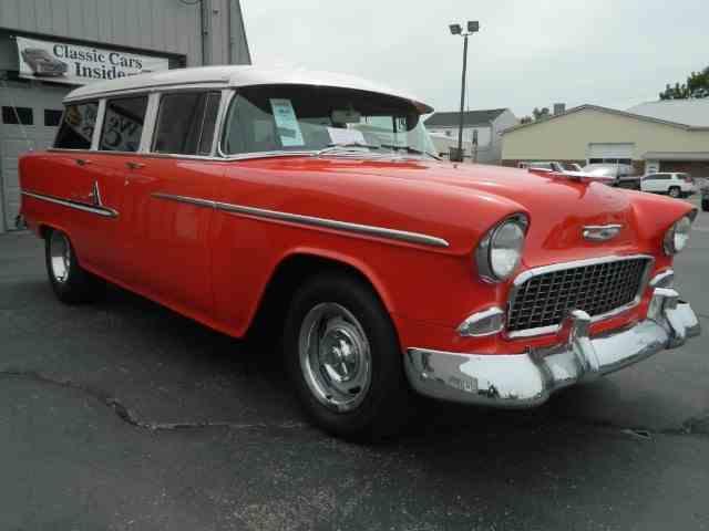 1955 Chevrolet Station Wagon | 1028583