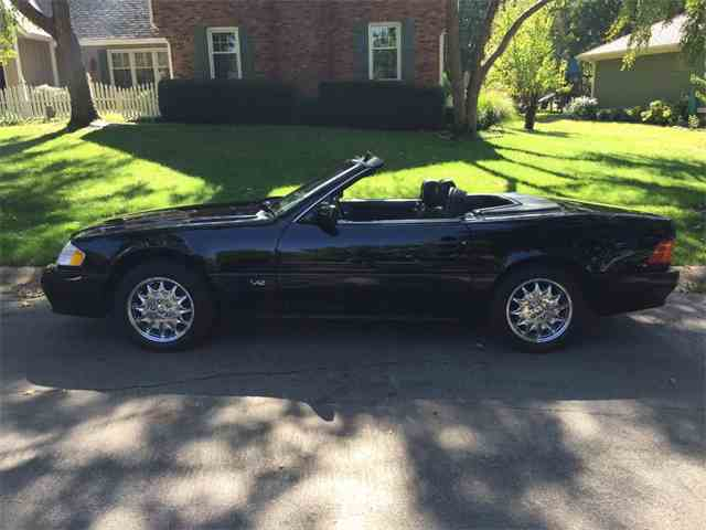 1994 Mercedes-Benz SL600 | 1028586