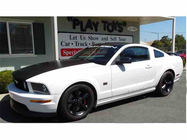 2006 Ford Mustang (Saleen) | 1028587