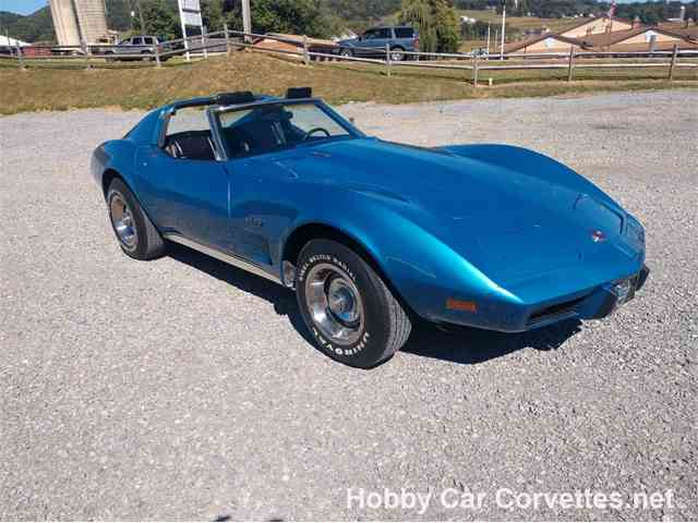 Picture of '76 Corvette - M1O1