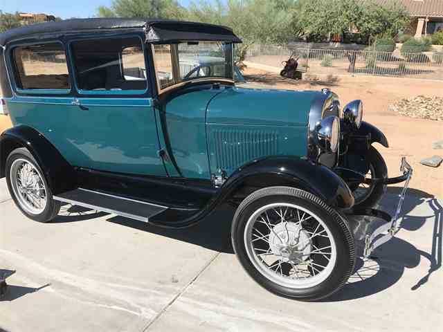 1928 Ford Model A | 1028600